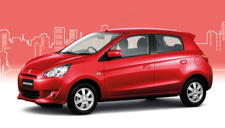 """Mitsubishi, Mitsubishi Mirage 2014: Mitsubishi Mirage: City Car Dengan Fitur """"Wah"""""""