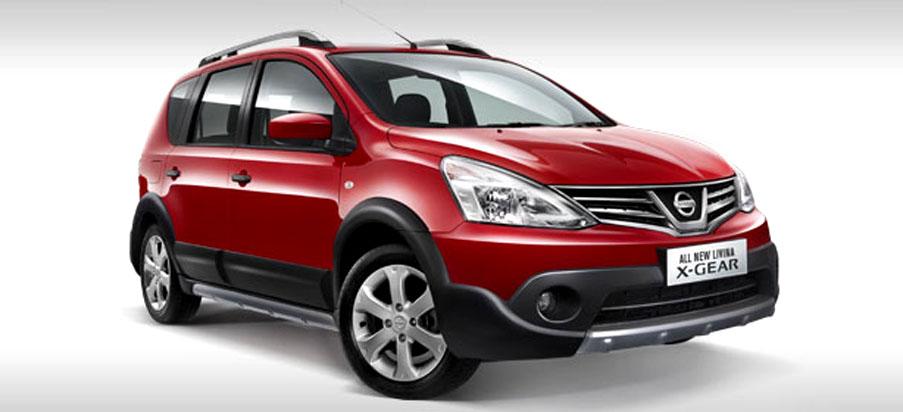 New Nissan Livina X-Gear