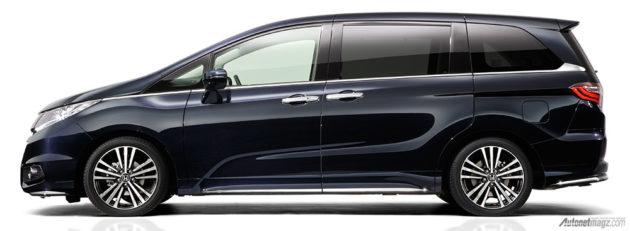 New Honda Odyssey 2014