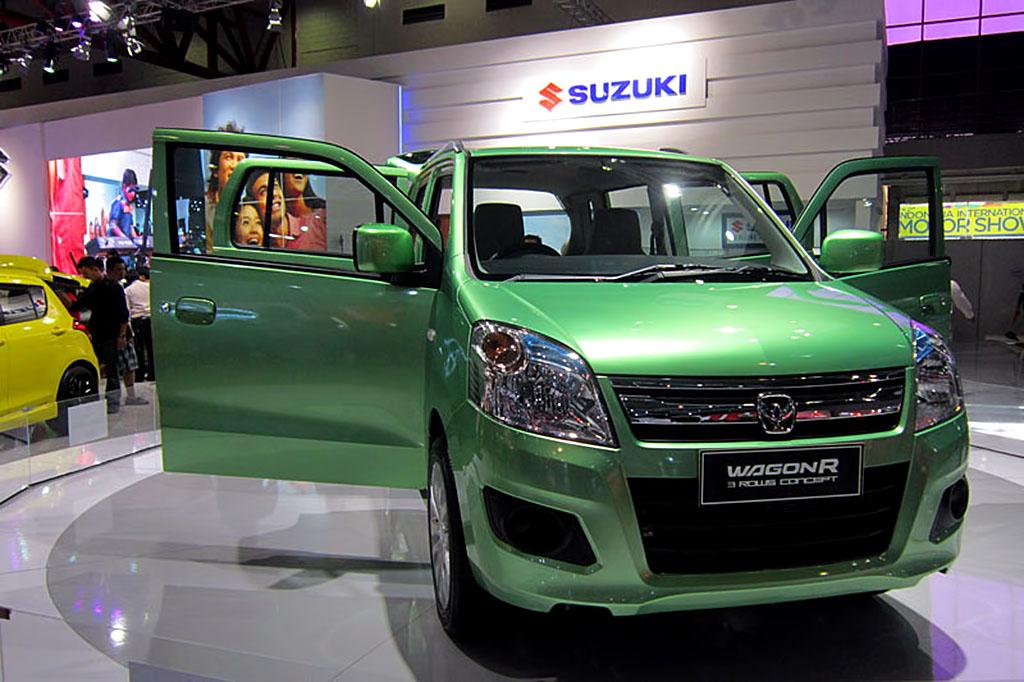 Suzuki Karimun Wagon R 7 seater AutonetMagz Review