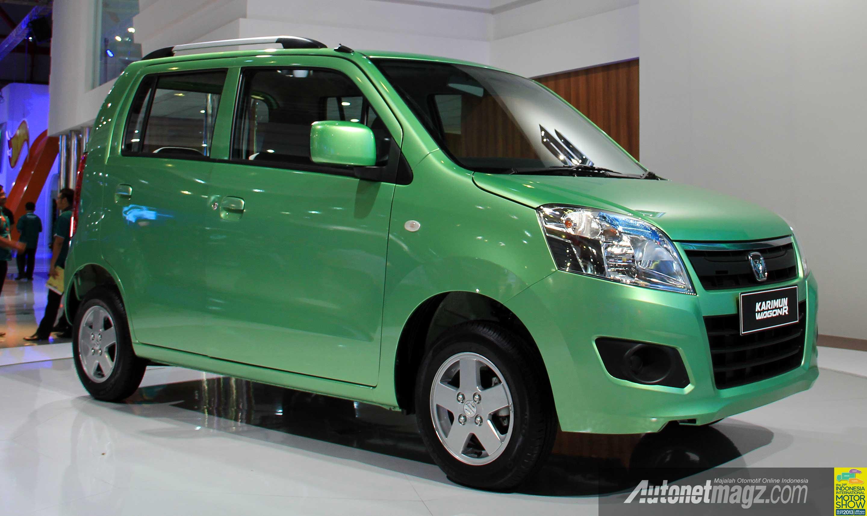 IIMS 2013, LCGC Suzuki Karimun Wagon R tipe GL: Suzuki Karimun Wagon R Diluncurkan Dalam 3 Tipe