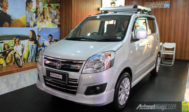 LCGC Suzuki Karimun Wagon R tipe GX modifikasi