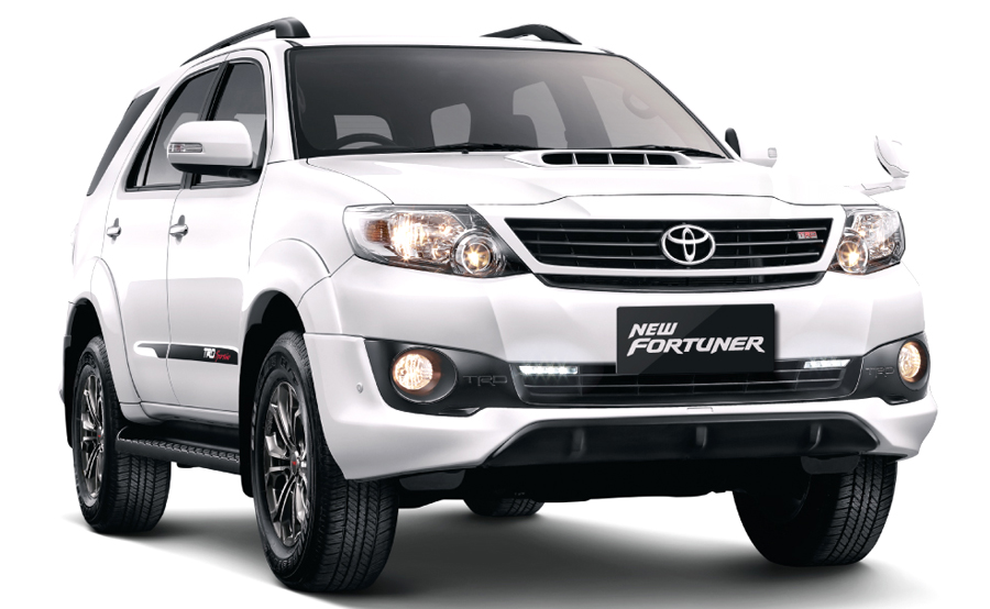 Toyota Fortuner TRD Sportivo 2013