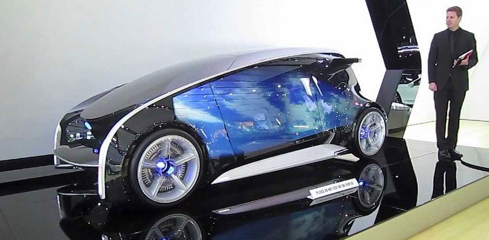 IIMS 2013, Toyota FUN Vii concept at IIMS 2013: Mobil Futuristik Toyota Fun Vii Akan Mejeng di IIMS 2013 [with Video]