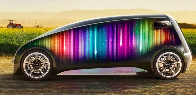 IIMS 2013, Toyota Fun Vii Concept: Mobil Futuristik Toyota Fun Vii Akan Mejeng di IIMS 2013 [with Video]