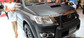 New Toyota Hilux VN Turbo