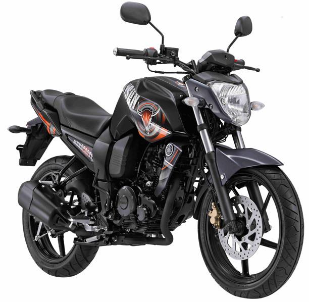 Yamaha Byson Striping Baru