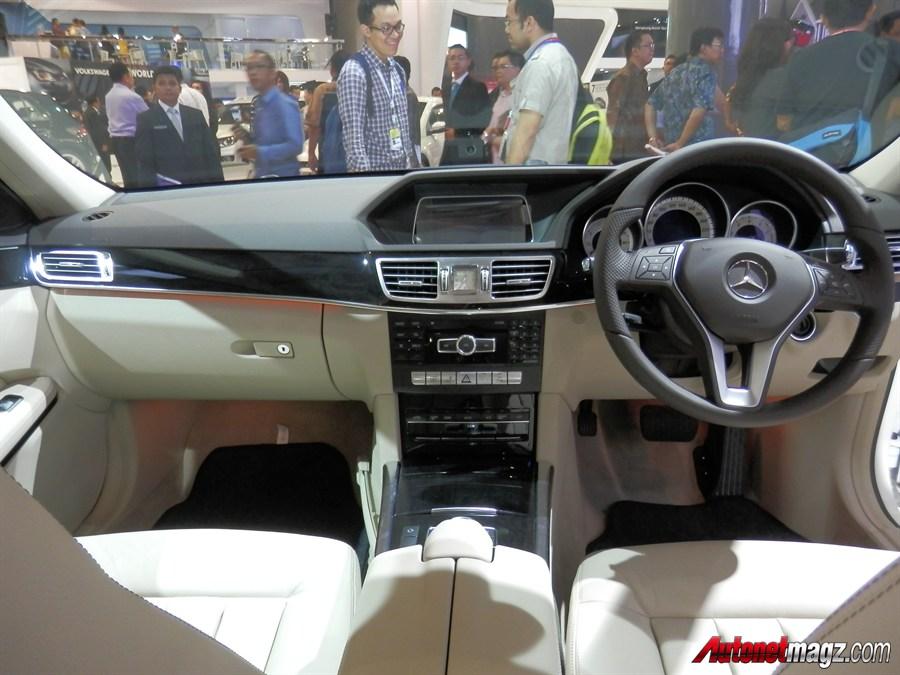 Interior mercedes benz e class 2014 autonetmagz for 2013 mercedes benz e350 review