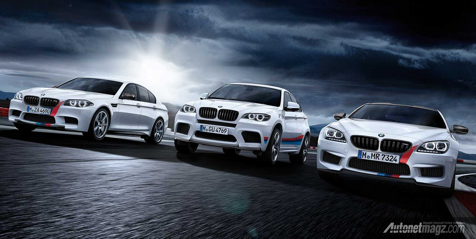 BMW M5, X6M, M6 M Performance