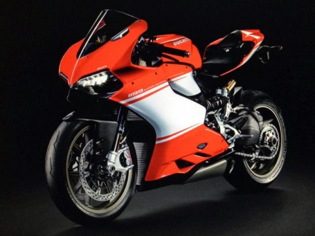 Ducati Panigale Superleggera 2014