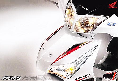 """Berita, Honda Supra-X injeksi: Honda Supra X 125 Kena Sentuhan """"Injeksi"""""""