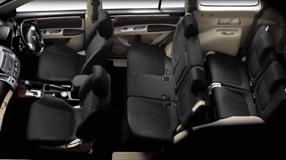 Mitsubishi, Interior New Pajero Sport 2014: The New Pajero Sport 2014