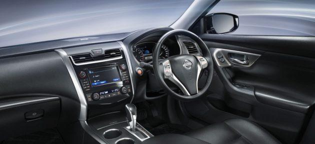 Interior Nissan Teana J33 2014