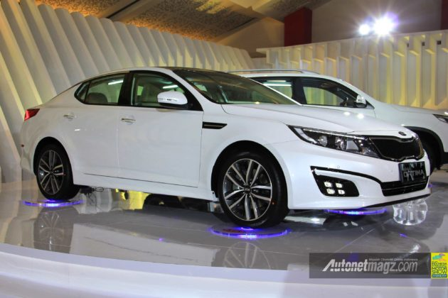 KIA All-new Optima di IIMS 2013