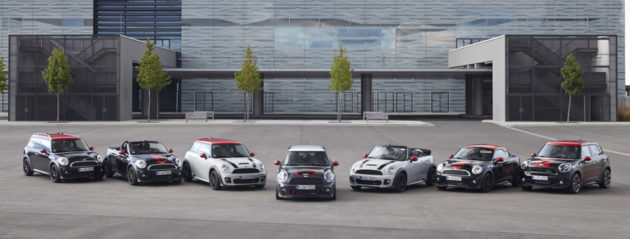 Mini John Cooper Works Indonesia