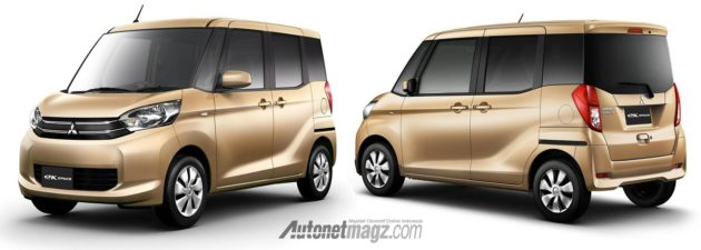 2014 Mitsubishi eK Space wallpaper