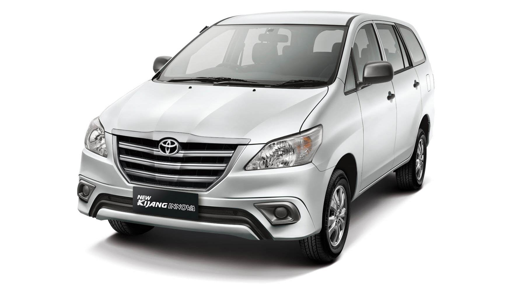 Spesifikasi Toyota New Kijang Innova Baru Tipe J E G V  2016 Car ...