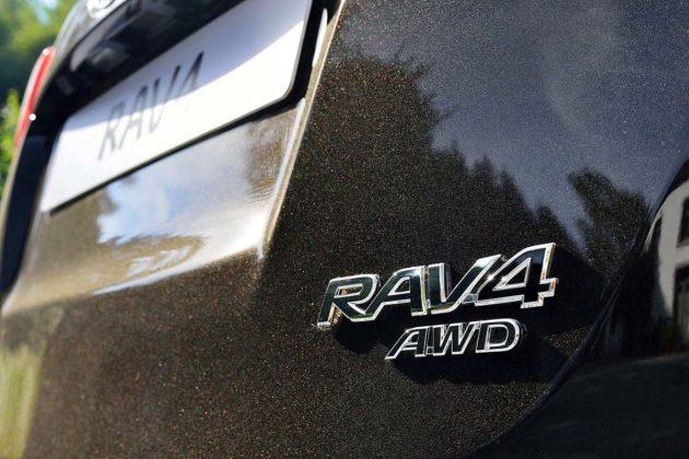 Toyota Rav4 AWD 2014