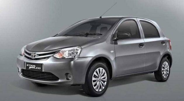 Toyota Etios tipe JX