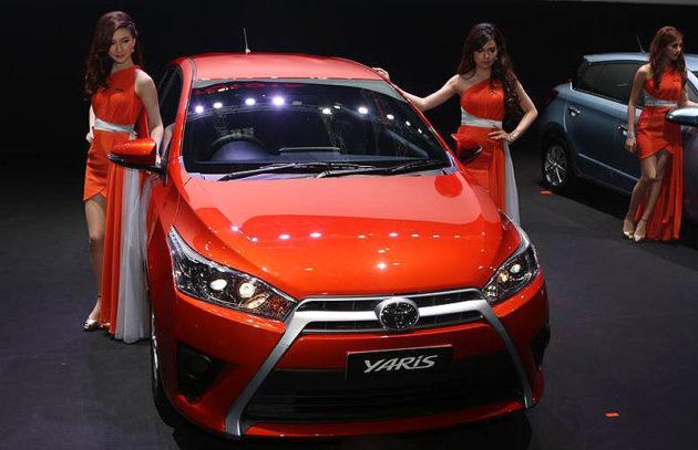 Toyota New Yaris 2014