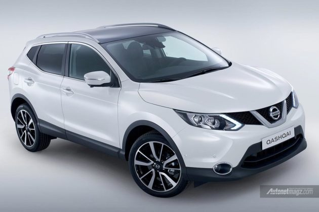 2014 All-new Nissan Qashqai