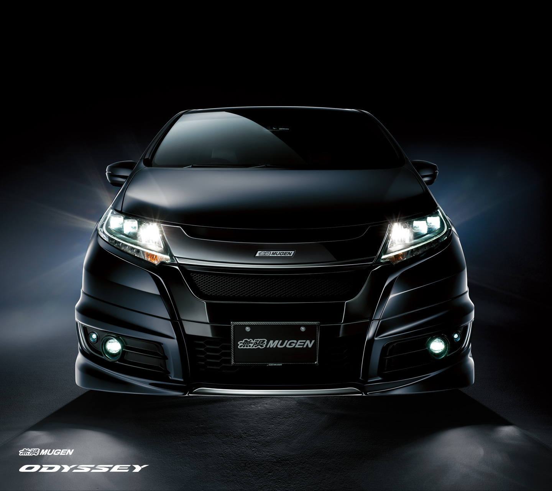Honda Oddyssey 2014 Mugen Edition Tampil Lebih Sporty