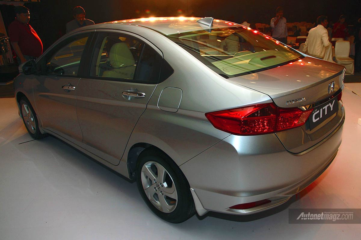 Honda, All-new Honda City 2014: Melihat Lebih Detil All-new Honda City 2014