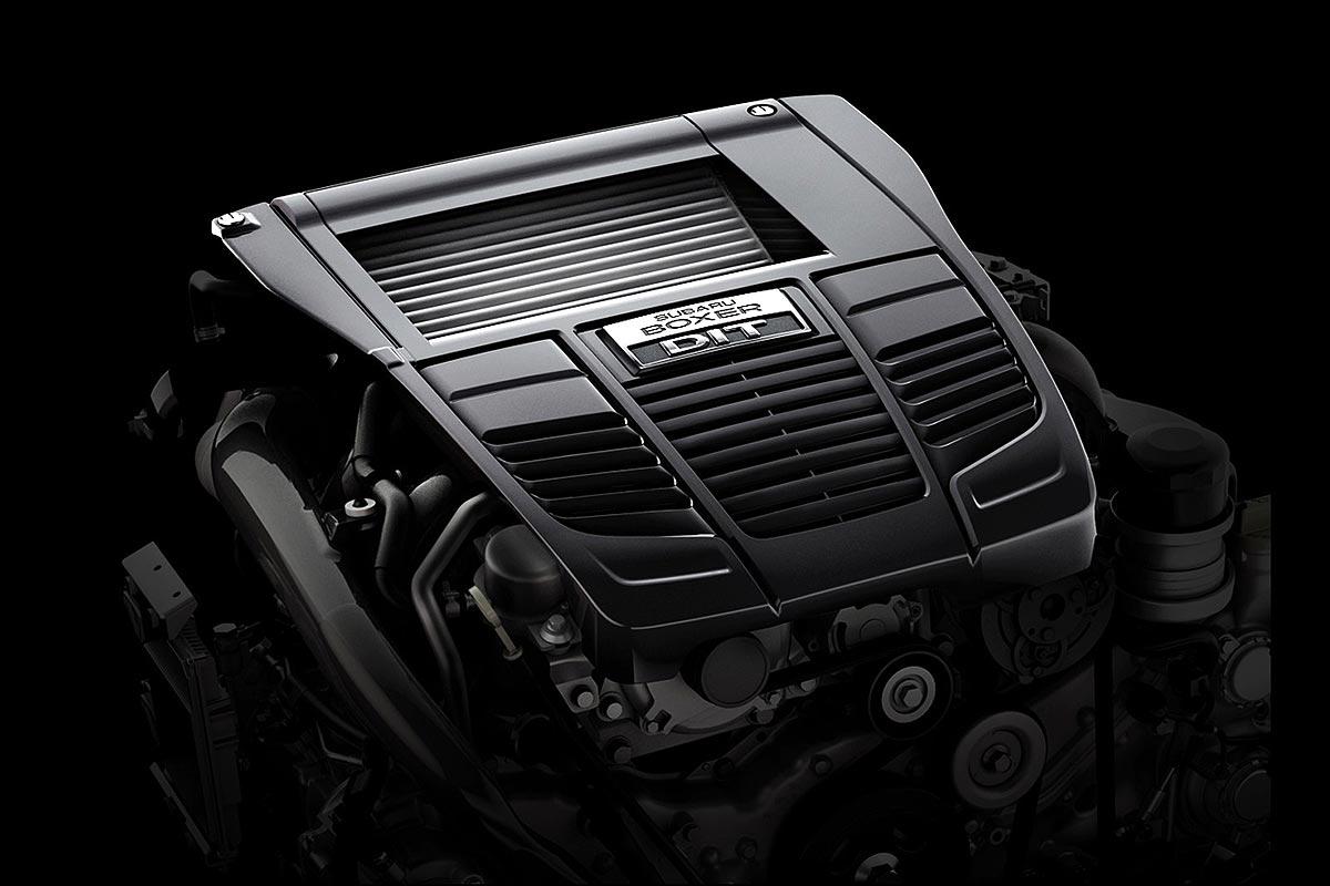 Mesin Subaru WRX 2015