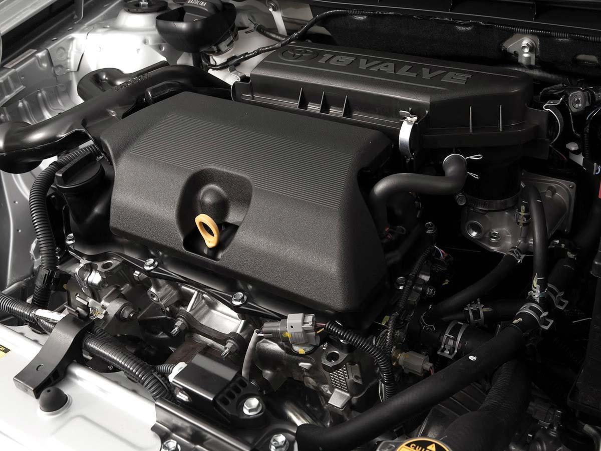 Mesin 1.5 liter Toyota Etios Cross