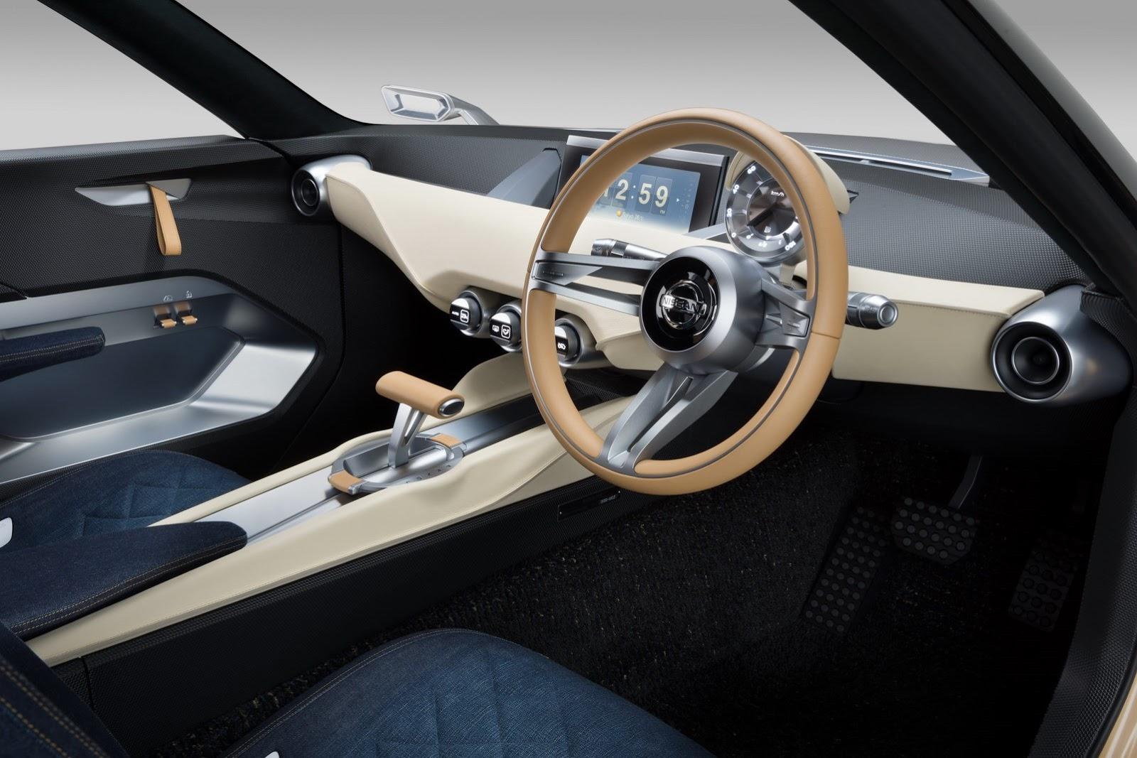 Interior Nissan IDx Freeflow – AutonetMagz :: Review Mobil ...