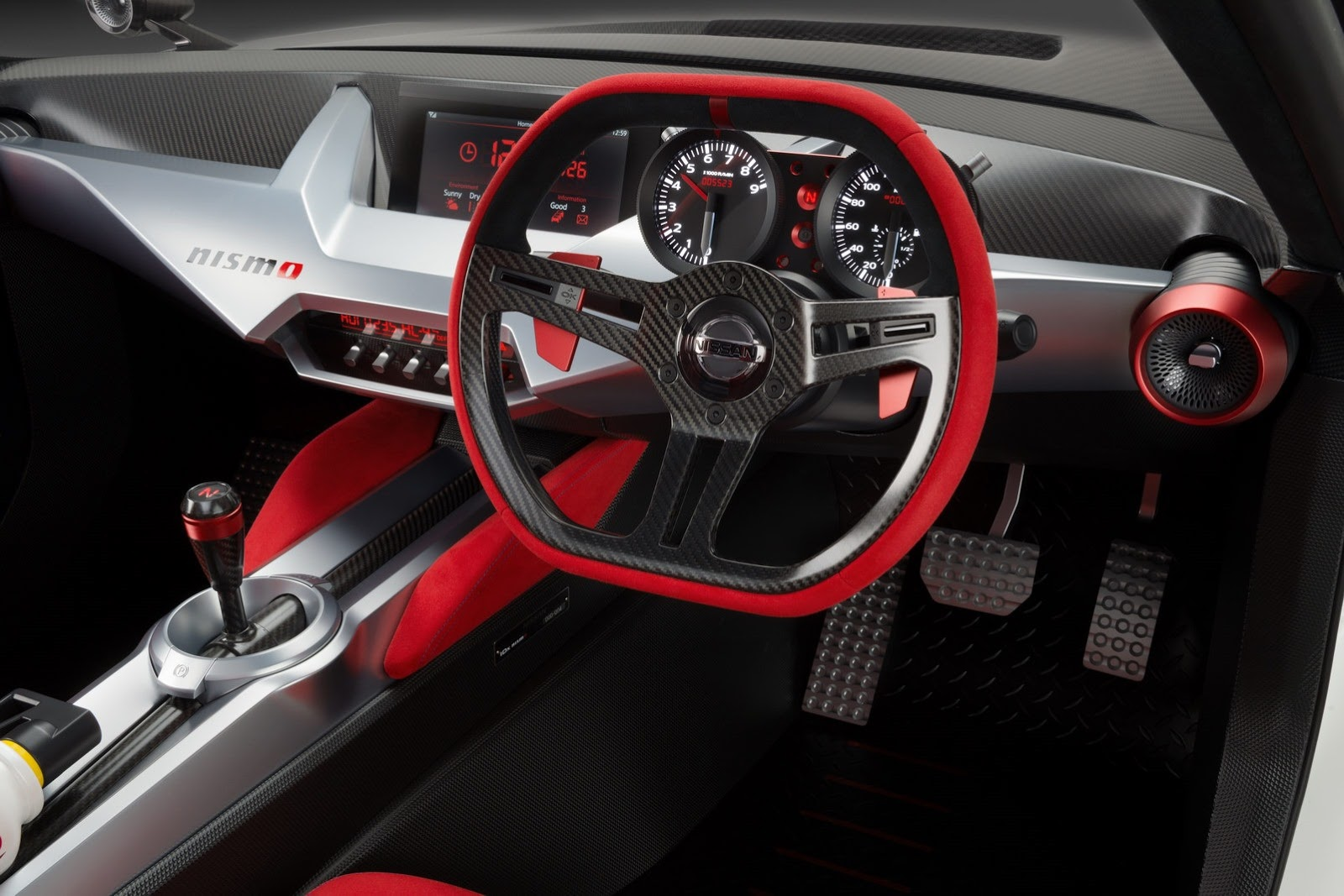 interior nissan idx nismo autonetmagz review mobil dan motor baru indonesia. Black Bedroom Furniture Sets. Home Design Ideas