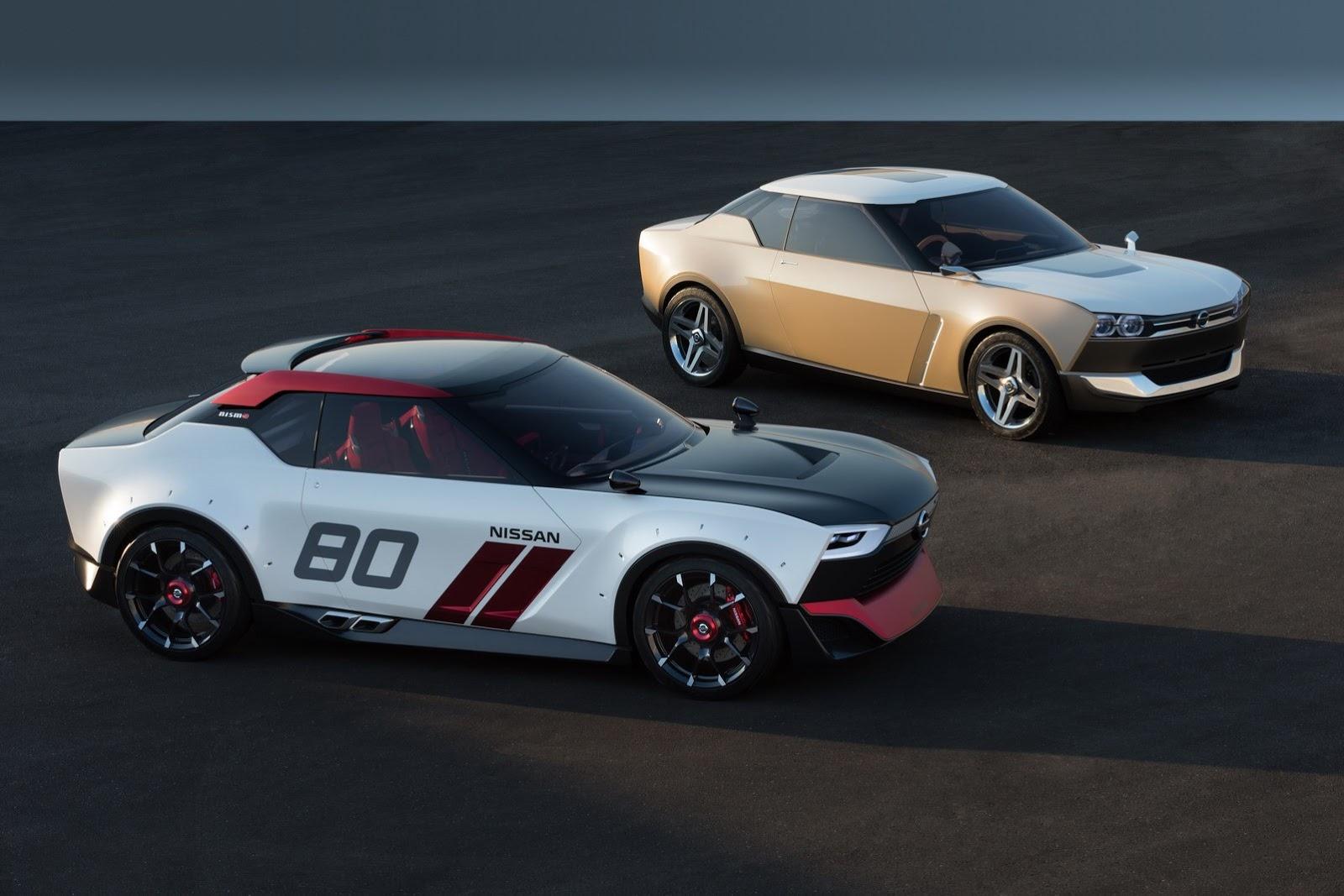 Nissan IDx Nismo dan IDx Freeflow