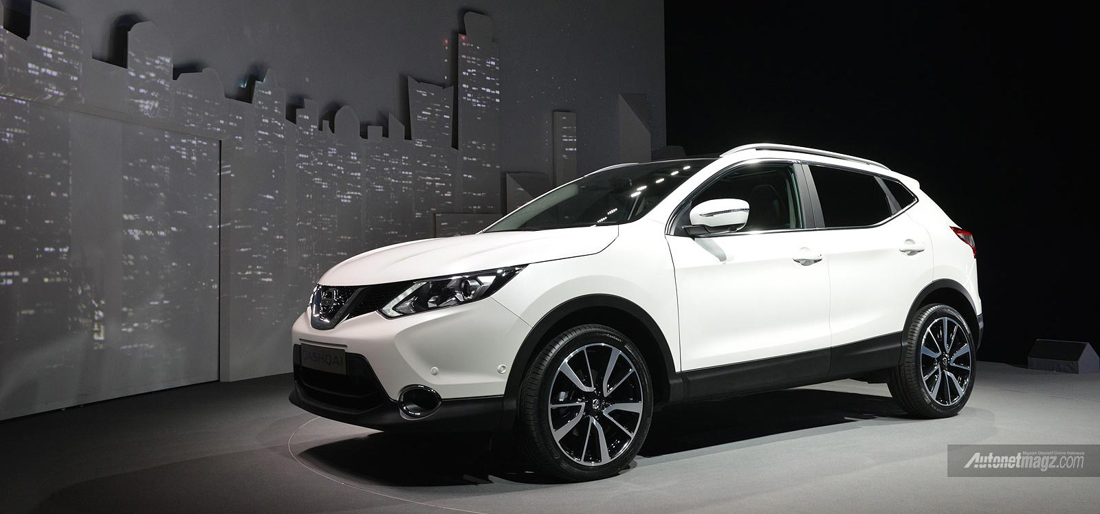 All-new Nissan Qashqai 2014
