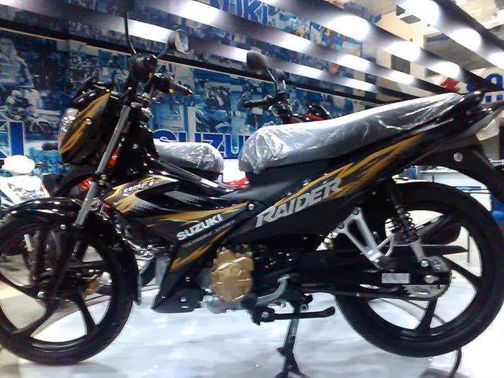 Suzuki Raider J  Fi Review Philippines