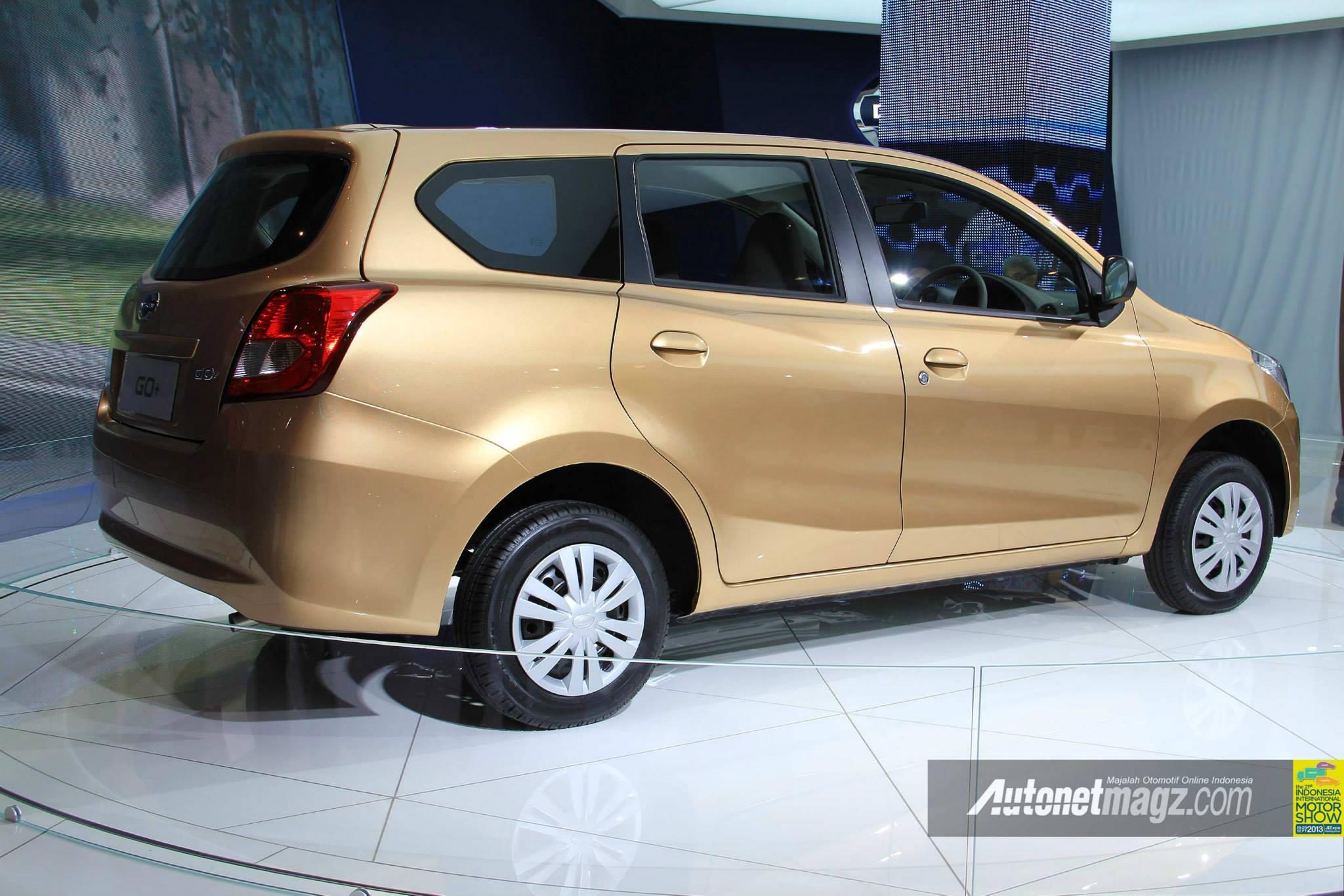 Berapa Perkiraan Harga Datsun GO+ MPV di Indonesia ...
