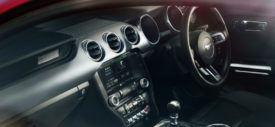 Ford Mustang 2015 Dashboard