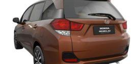 Honda Mobilio Dashboard