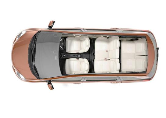 Honda, Honda Mobilio Interior: Galeri Foto dan Gambar Honda Mobilio [with Video]