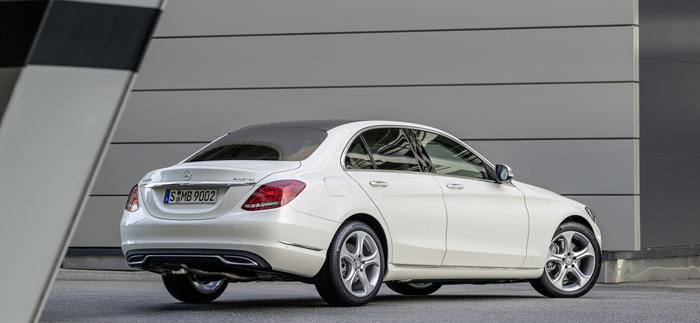 International, Mercedes-Benz C 250 BlueTEC, Avantgarde, Diamantweiss metallic,: Galeri Foto : Mercedes Benz C-Class 2014 W205