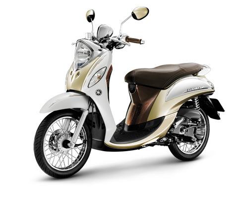 Motor Baru, New Yamaha Fino Injeksi: Gambar Yamaha Fino Injeksi Versi Indonesia Bocor Juga Ternyata