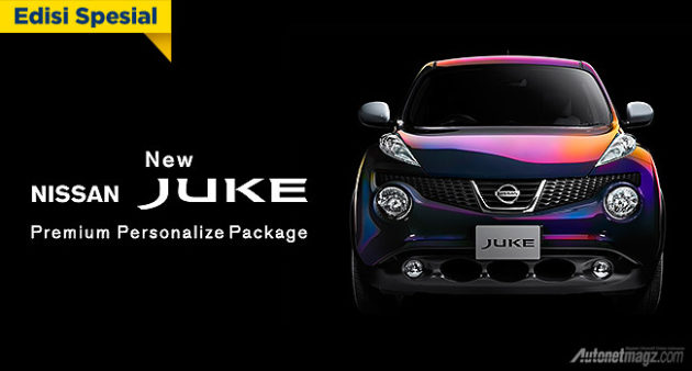 New Nissan Juke Premium Personalize Package