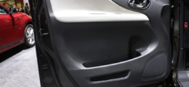 Nissan Serena head unit