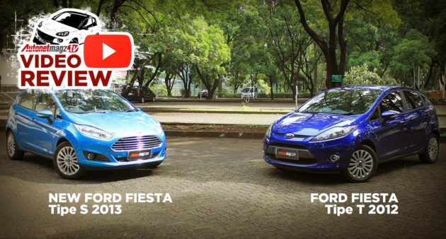 Review New Ford Fiesta by AutonetMagz