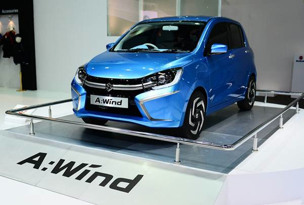 Suzuki A-wind Concept di Thailand International Motor Expo