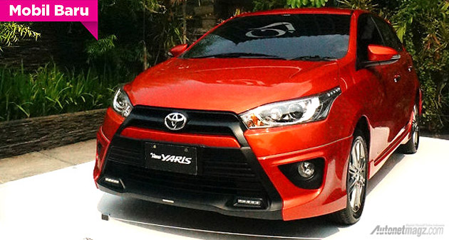 All-new Toyota Yaris 2014