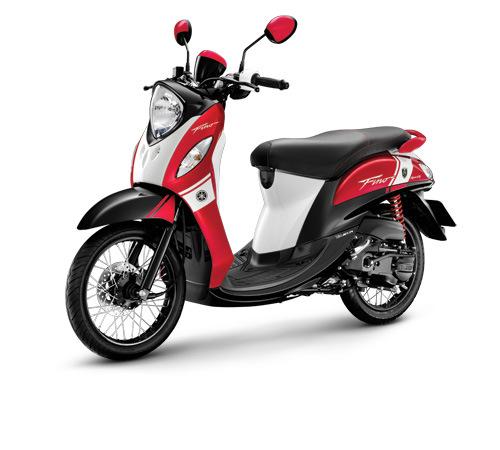 Motor Baru, Yamah Fino Terbaru: Gambar Yamaha Fino Injeksi Versi Indonesia Bocor Juga Ternyata