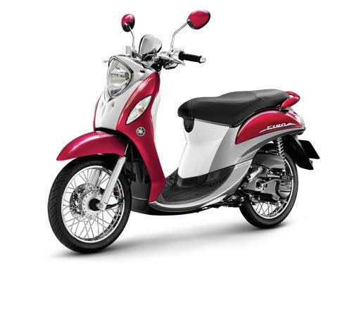 Motor Baru, Yamaha FIno Baru YMJET FI: Gambar Yamaha Fino Injeksi Versi Indonesia Bocor Juga Ternyata