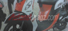 Yamaha FIno Baru YMJET FI