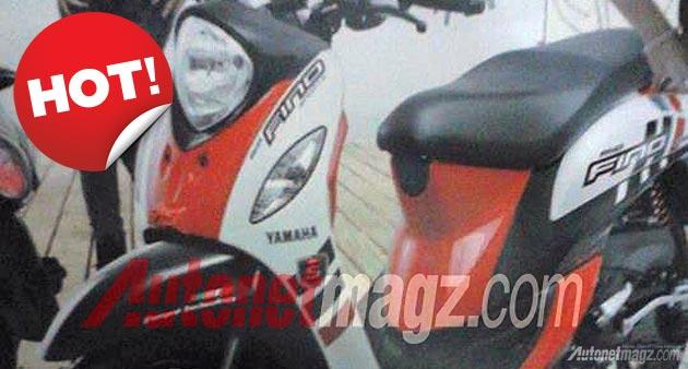 Yamaha Fino injeksi 2014