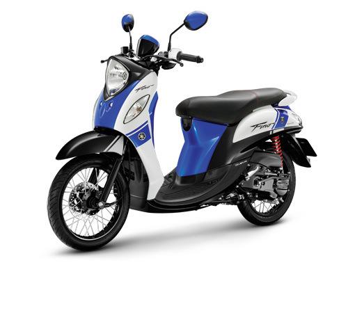 Motor Baru, Yamaha Mio Fino Indonesia: Gambar Yamaha Fino Injeksi Versi Indonesia Bocor Juga Ternyata